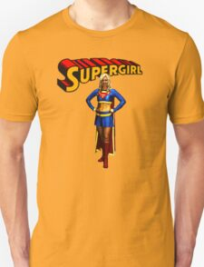 Sexy Super Girl T-Shirt