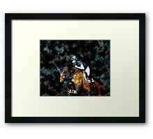 33. HITS Framed Print