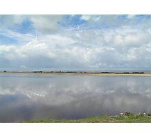 Cloud Reflections Toogoom Australia Photographic Print