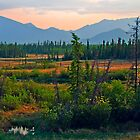 Sunrise on the Ibex Valley by Yukondick