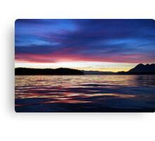 Spirit of the sky - Tofino, BC Canvas Print
