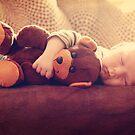 Sweet Dreams with My Teddy by kristideephotog