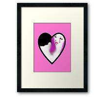 Precious Heartache Framed Print