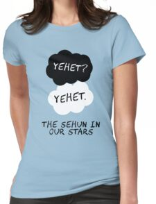 Maybe Yehet Will Be Our Always Womens Fitted T-Shirt