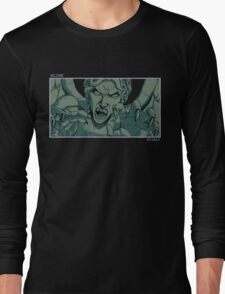 The Weeping Angel Part 2 Long Sleeve T-Shirt