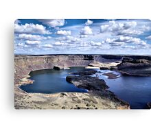 Dry Falls,  Washington  Canvas Print