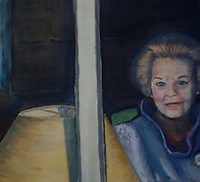 Her Royal Highness Queen Beatrice at The Verves by Saskia Cox-Steenbergh