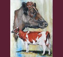 Ayrshire Cattle Unisex T-Shirt