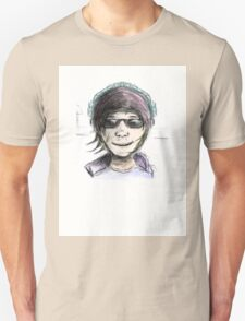 Portrait of the Future  T-Shirt