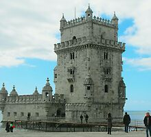 Belem Tower, Lisbon by trish725