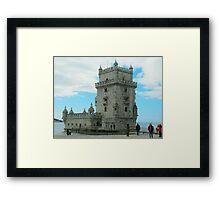 Belem Tower, Lisbon Framed Print