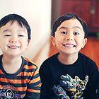 cheeky smile by fRantasy