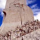 Monument to the Discoveries, Lisbon by trish725