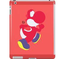 Yoshi (Red) - Super Smash Bros. iPad Case/Skin