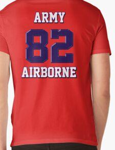 Army 82 Airborne Mens V-Neck T-Shirt