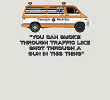 Cannonball Run Ambulance Unisex T-Shirt