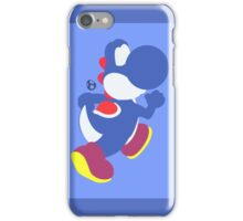 Yoshi (Blue) - Super Smash Bros. iPhone Case/Skin