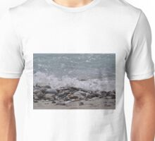 waves roll in  Unisex T-Shirt