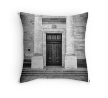 Art Gallery S.A Throw Pillow