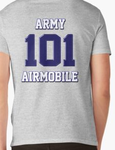 Army 101 Airmobile Mens V-Neck T-Shirt