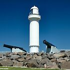 Wollongong Lighthouse by bdimages