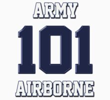 Army 101 Airborne One Piece - Long Sleeve