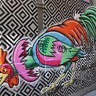 Funky Chicken by LJ_©BlaKbird Photography