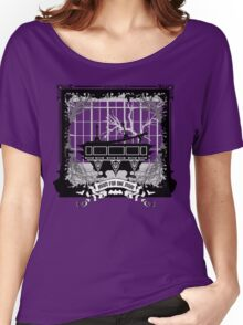 """let me out, let me outta here . . ."" by Topher Adam Women's Relaxed Fit T-Shirt"