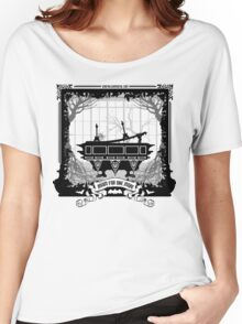 """""""let me out, let me outta here . . ."""" by Topher Adam Women's Relaxed Fit T-Shirt"""