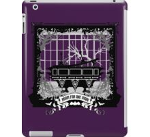 """let me out, let me outta here . . ."" by Topher Adam iPad Case/Skin"
