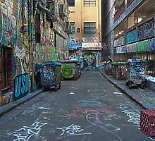Rutledge Lane #3 by Rosie Appleton