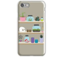 Witch Shelves, The Other Wall iPhone Case/Skin