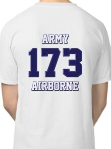 Army 173 Airborne Classic T-Shirt