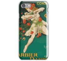 Leonetto Cappiello Affiche Conserves Dauphin iPhone Case/Skin