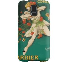 Leonetto Cappiello Affiche Conserves Dauphin Samsung Galaxy Case/Skin