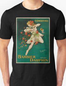 Leonetto Cappiello Affiche Conserves Dauphin T-Shirt
