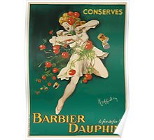 Leonetto Cappiello Affiche Conserves Dauphin Poster