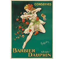 Leonetto Cappiello Affiche Conserves Dauphin Photographic Print