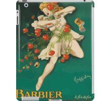 Leonetto Cappiello Affiche Conserves Dauphin iPad Case/Skin
