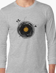 Enchanting Vinyl Records Long Sleeve T-Shirt