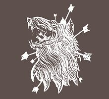 Rebirth & Co. White Wolf T-Shirt
