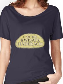 I Am The Kwisatz Haderach Women's Relaxed Fit T-Shirt