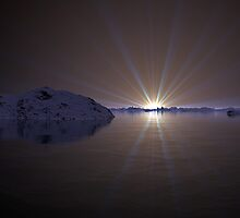 Midnight Sun . . . by Hugh Fathers