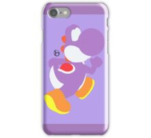 Yoshi (Purple) - Super Smash Bros. iPhone Case/Skin