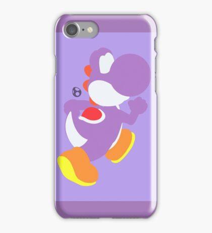 Yoshi (Purple) - Super Smash Bros. iPhone Case/Skin