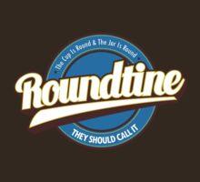 Seinfeld Roundtine Logo tee by popephoenix