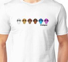 Colour Unique Strip 2 Unisex T-Shirt