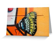 Butterfly Works Greeting Card