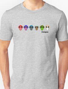 Colour Unique Strip 4 T-Shirt