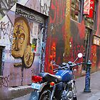 Rutledge Lane, Melbourne by LJ_©BlaKbird Photography